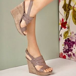 Sole Society Shoes - Sole Society 'Jenny' slingback wedges
